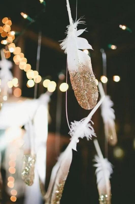 Oud en Nieuw feest decoratie - beeld: We heart it