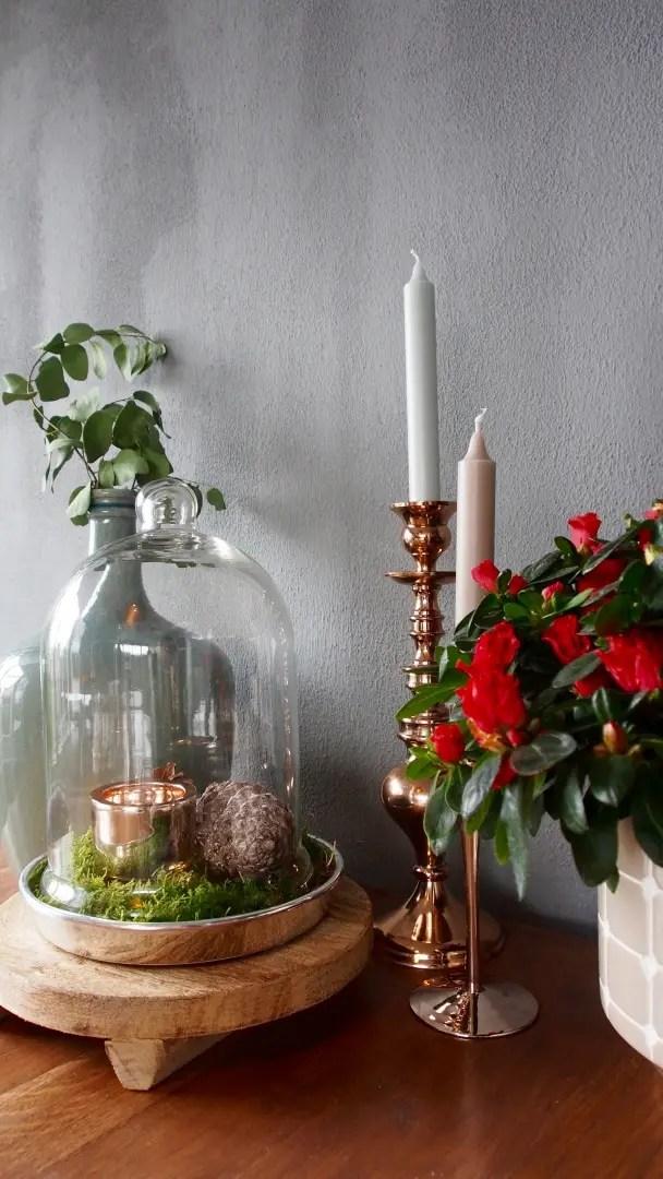 Woonblog StijlvolStyling.com kerststolp maken