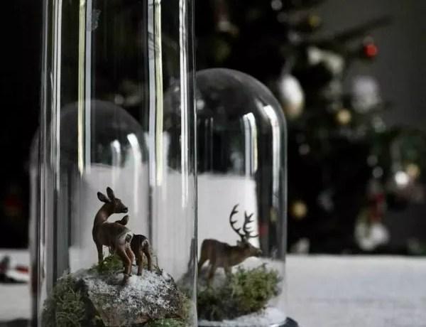 Kerst onder de stolp - Stijlvol Styling woonblog