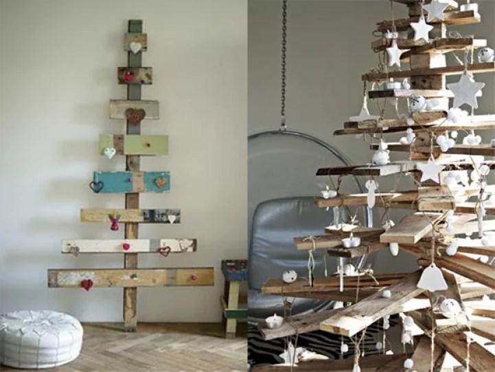 Diy Met Takken : Feestdagen & diy 7x het alternatief voor de kerstboom u2022 stijlvol
