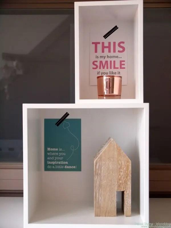 Interieur | Cubit (pronk) kastjes en kast systeem. -#review www.stijlvolstyling.com Stijlvol Styling Woonblog