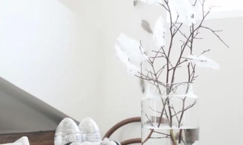 Interieur trends | Styling met veren - Stijlvol Styling woonblog www.stijlvolstyling.com