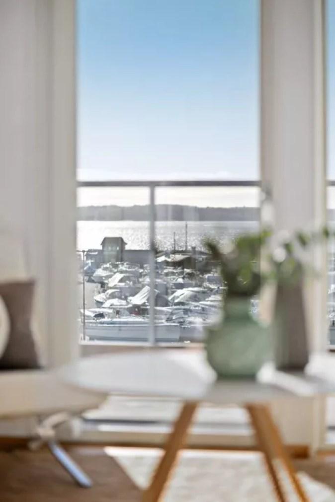 Binnenkijken | Wonen in de haven van Göteborg - Stijlvol Styling woonblog www.stijlvolstyling.com