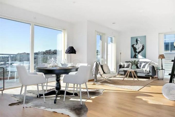 Binnenkijken | Scandinavisch wonen in de haven van Göteborg - Stijlvol Styling woonblog www.stijlvolstyling.com