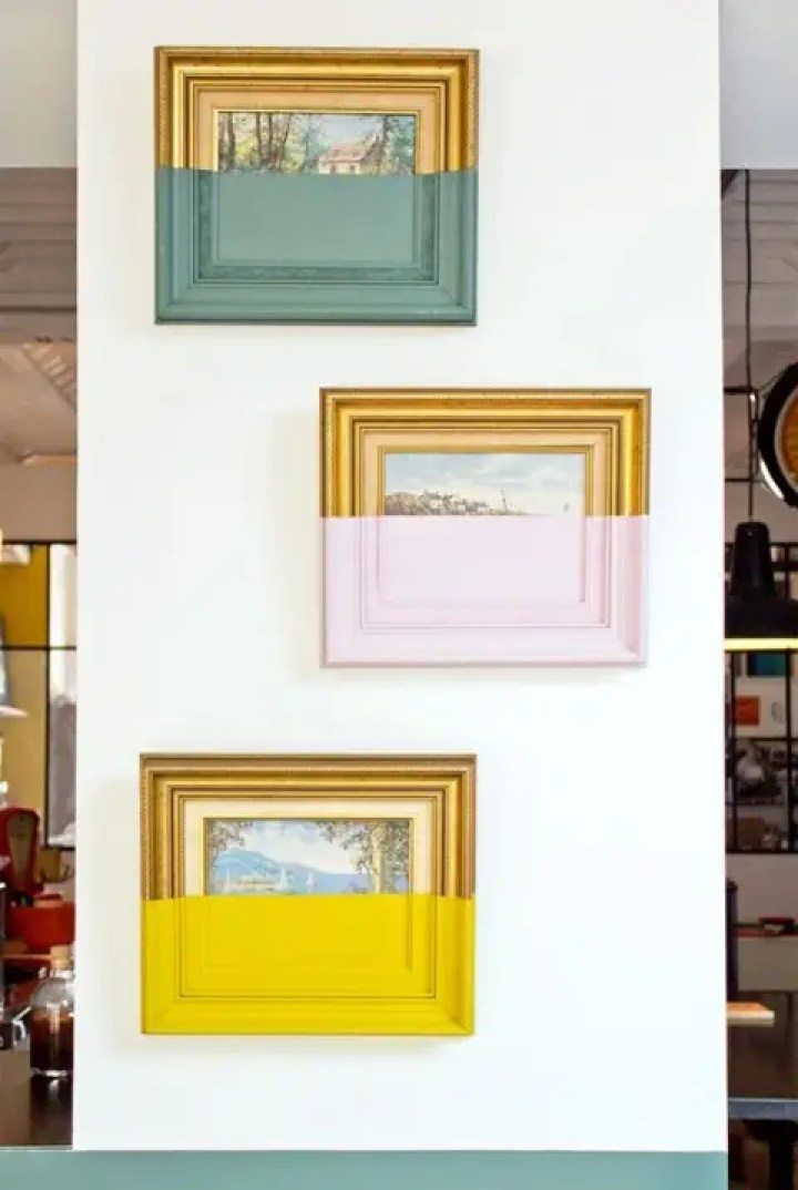 Interieur   Dip dye, hipper dan hip. - Stijlvol Styling woonblog www.stijlvolstyling.com