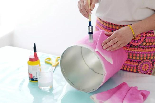 D.I.Y. - stap 3-DIY |Dip-dye bloempot maken! Stijlvol Styling woonblog www.stijlvolstyling.com