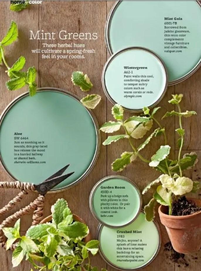 Interieur inspiratie | Mint in de keuken - Stijlvol Styling www.stijlvolstyling.com