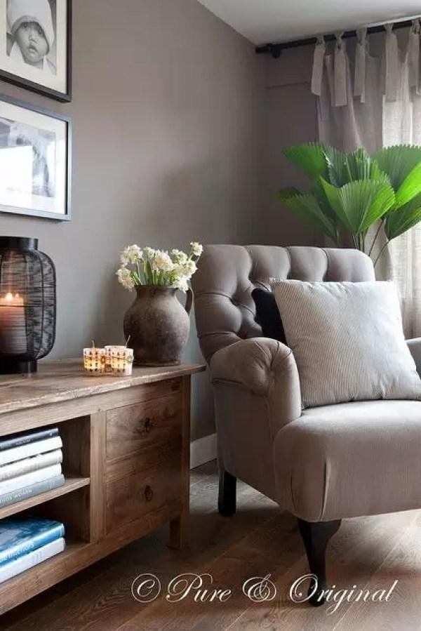 Kleur & interieur| Haal de natuur naar binnen met kalkverf ...