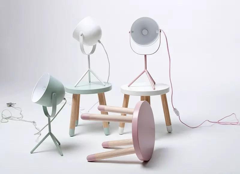 Lamp Kinderkamer Design : Kids scandinavische babykamer en kinderkamer met flexa u2022 stijlvol