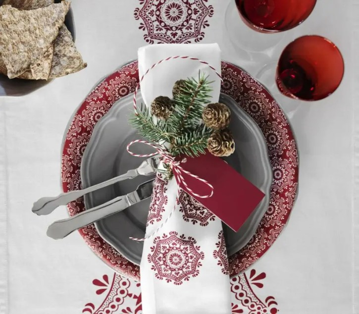Feestdagen   De kersttafel aankleden - Woonblog StijlvolStyling.com