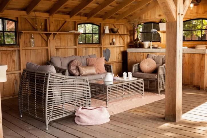 Buitenleven   Tips voor het inrichten van jouw veranda (tuinset: Manifesto Otello)
