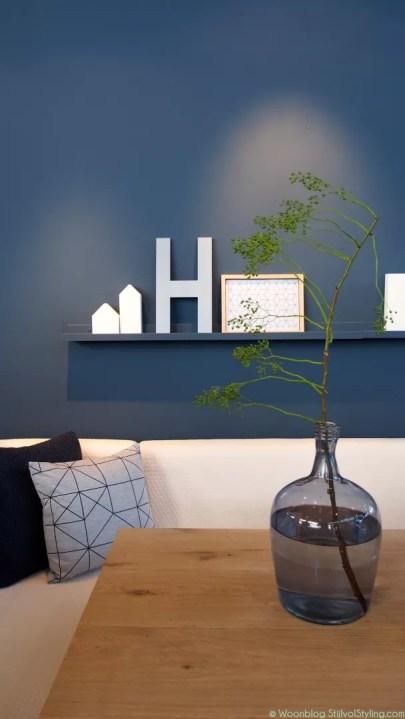 Woontrends interieur kleur inspiratie met blauw for Interieur inspiratie kleur