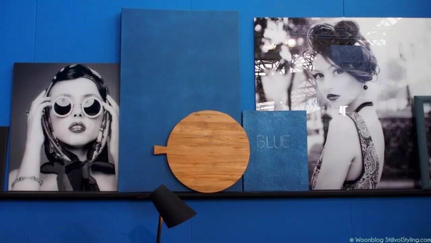 Woontrends 2016 | Interieur & Kleur inspiratie blauw - Woonblog StijlvolStyling.com