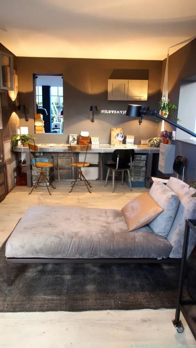 Interieur   Stoer en industrieel wonen - Woonblog StijlvolStyling.com