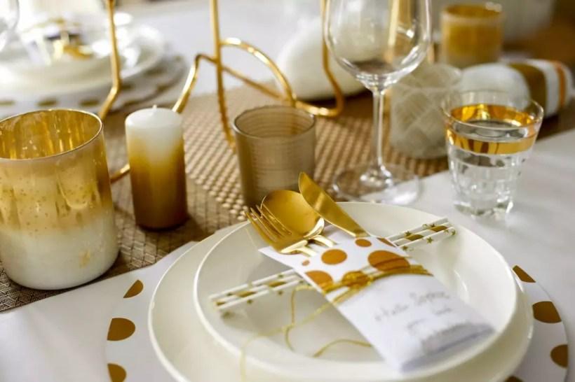 Feestdagen   Kerstrends 2015 - Kerst in goud & wit - Woonblog StijlvolStyling.com