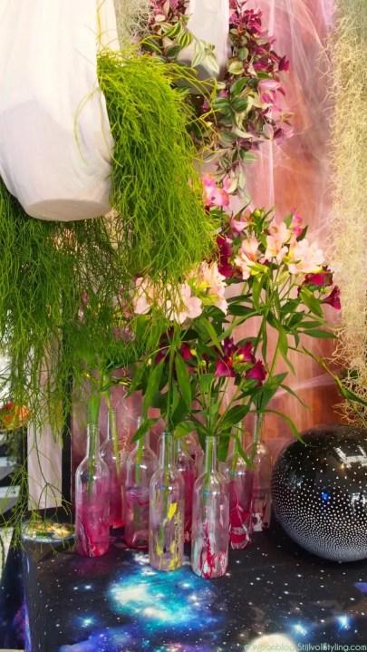 Woontrends 2016 | Planten & bloemen trendlunch 2015 - © Susanne van Woonblog Stijlvol Styling.com