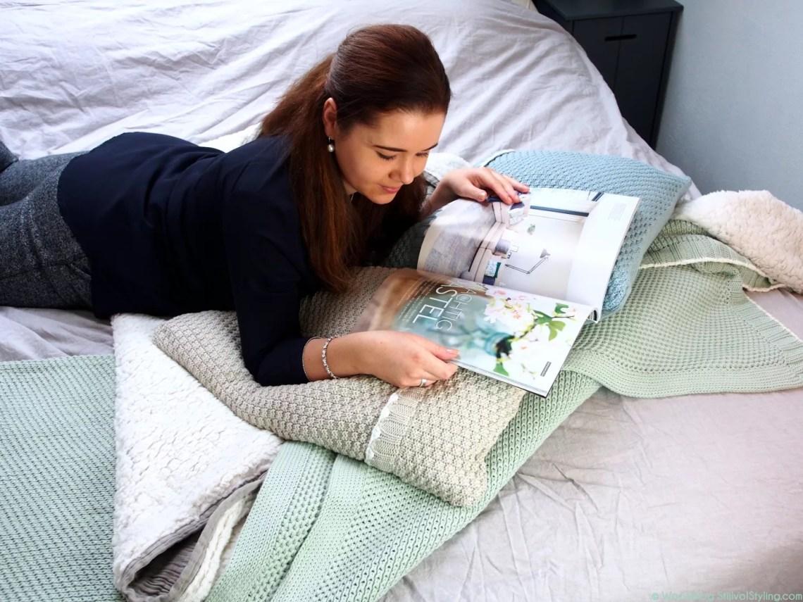 © Woonblog - StijlvolStyling.com | Ontwerp & styling SBZ Interieur Design | Koeka Home Slaapkamer Styling #KoekaHome #interiieur #woonblog