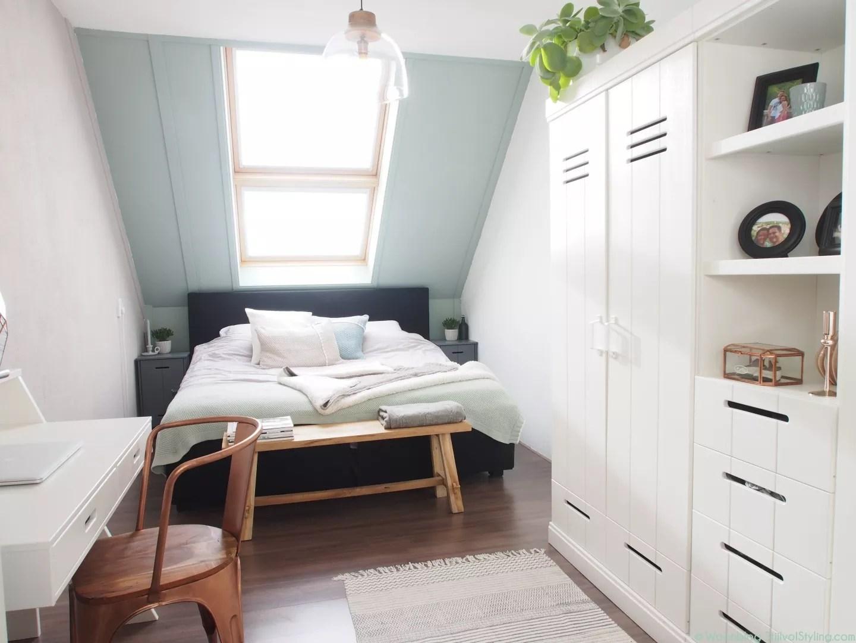 Shop-the-look   Binnenkijken in Susanne\'s slaapkamer • Stijlvol ...