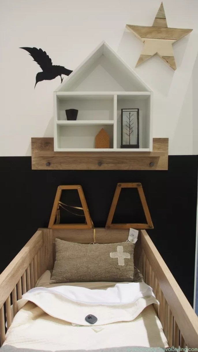 Verbazingwekkend Interieur & kids | Kleine babykamer inrichten - tips en trucs WZ-01