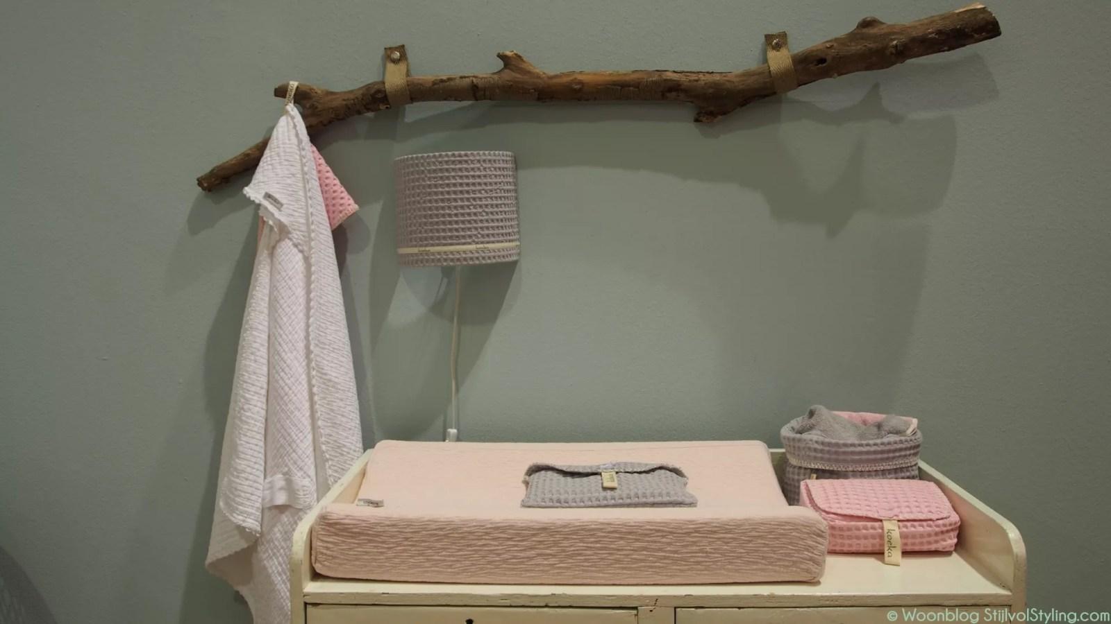 Interieur & kids | De natuur als babykamer thema - Woonblog StijlvolStyling.com