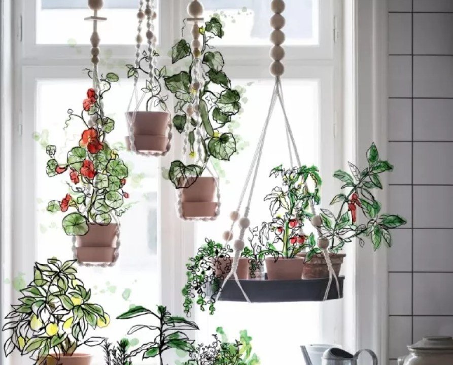 Woonnieuws   IKEA ANVÄNDBAR - Hippe Urban Garden collectie - Woonblog StijlvolStyling.com