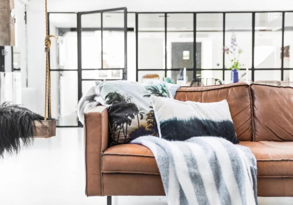Interieur   Industrieel wonen - Woonblog StijlvolStyling.com (industrial interior)