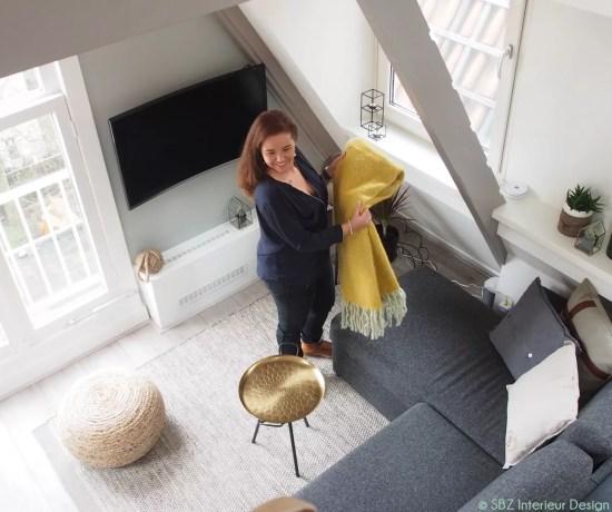 Shop the look binnenkijken in susanne 39 s slaapkamer for Interieur styling amsterdam