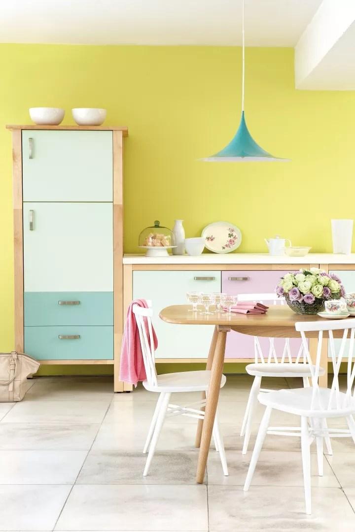 Interieur de keuken schilderen stijlvol styling woonblog for Interieur schilderen