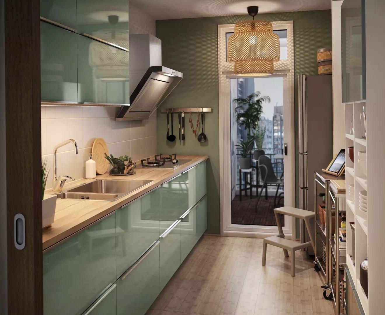 Verwonderend Interieur | Ikea lanceert design keuken met karakter • Stijlvol ME-62