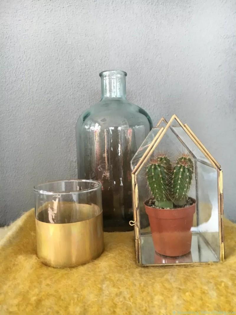 Woontrends 2017 | Goud (messing) in jouw interieur toepassen - Woonblog StijlvolStyling.com