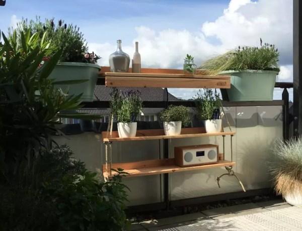 Buitenleven | Mediterraans genieten op je eigen balkon of terras - Woonblog StijlvolStyling.com - Styling & beelden SBZ Interieur Design