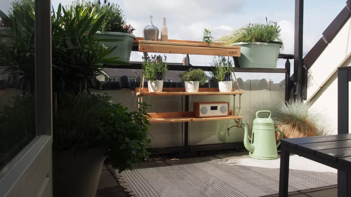 Buitenleven | 24x inspiratie - Klein balkon inrichten - Woonblog StijlvolStyling.com - Styling & beelden SBZ Interieur Design