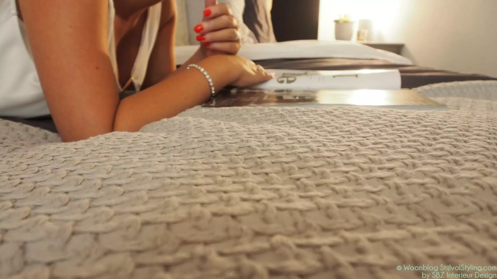 Interieur | Luxe hotel gevoel in eigen slaapkamer © Woonblog StijlvolStyling.com - Styling en beelden: Susanne - SBZ Interieur Design