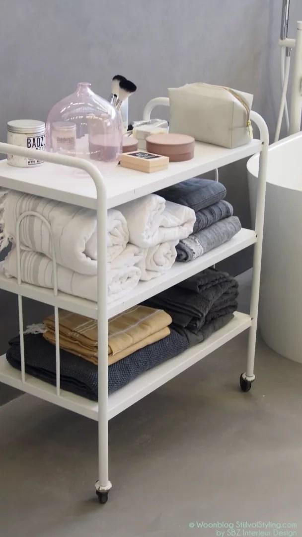 Interieur toilet en badkamer styling inspiratie for Interieur accessoires webshop
