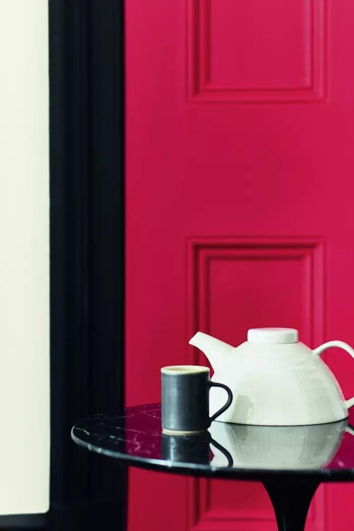 Interieur kleur over de kleur rood in een interieur for Interieur kleur