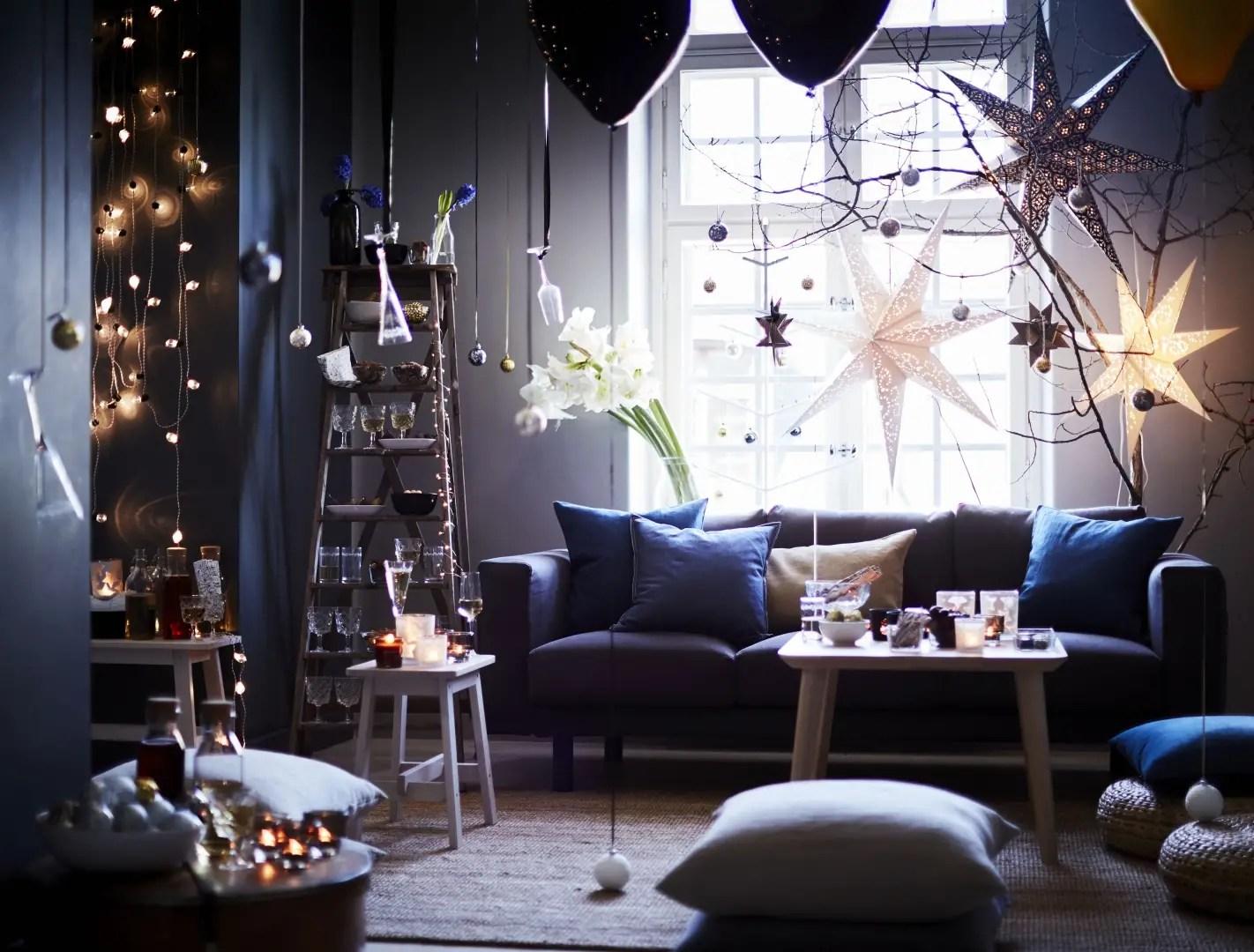 Wonen & seizoenen | IKEA winter en kerstcollectie 2016 - Woonblog StijlvolStyling.com