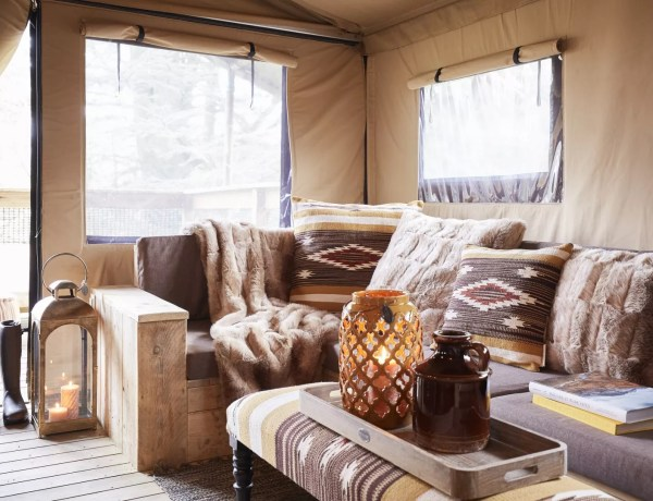 Interieur | Wonen in 'modern nomads style' - Woonblog StijlvolStyling.com (Photo: Riverdale)