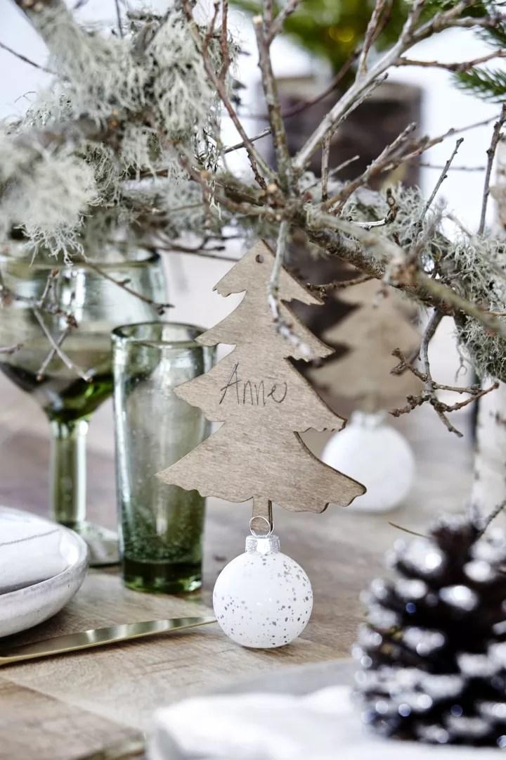 Feestdagen   Kersttafel dekken in Scandinavische woonstijl - Woonblog StijlvolStyling.com