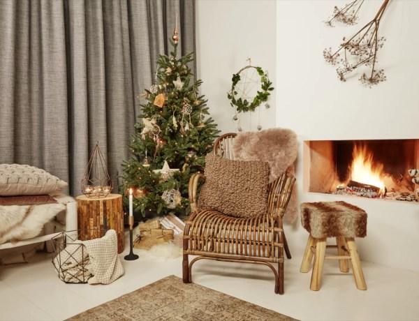 Feestdagen | Kersttrends natuurlijk kerstfeest & thuisblijf kerst - www.stijlvoltyling.com