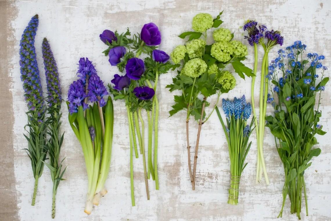 Groen wonen | Voorjaarsbloemen in de winter - woonblog StijlvolStyling.com