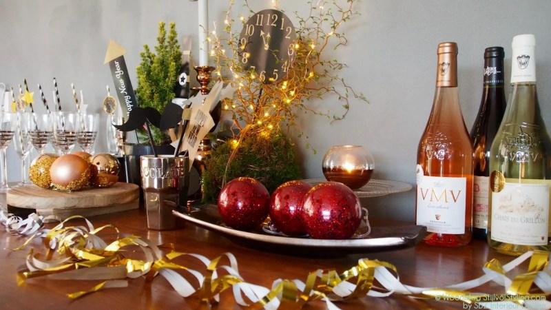 Feest styling   Oud & Nieuw feest styling tips voor thuisblijvers - Woonblog StijlvolStyling.com