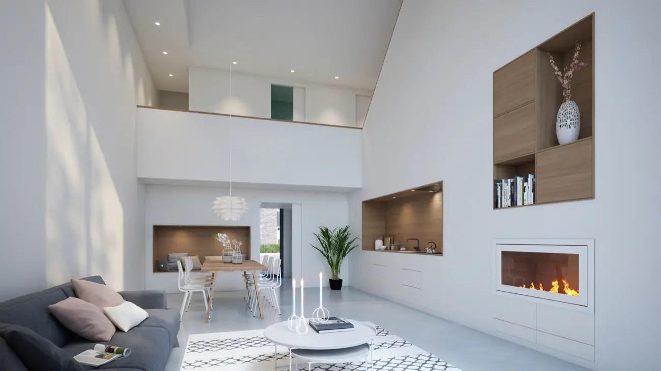 Landelijk Wonen Funda : Binnenkijken droomhuis van data: het funda huis u2022 stijlvol styling