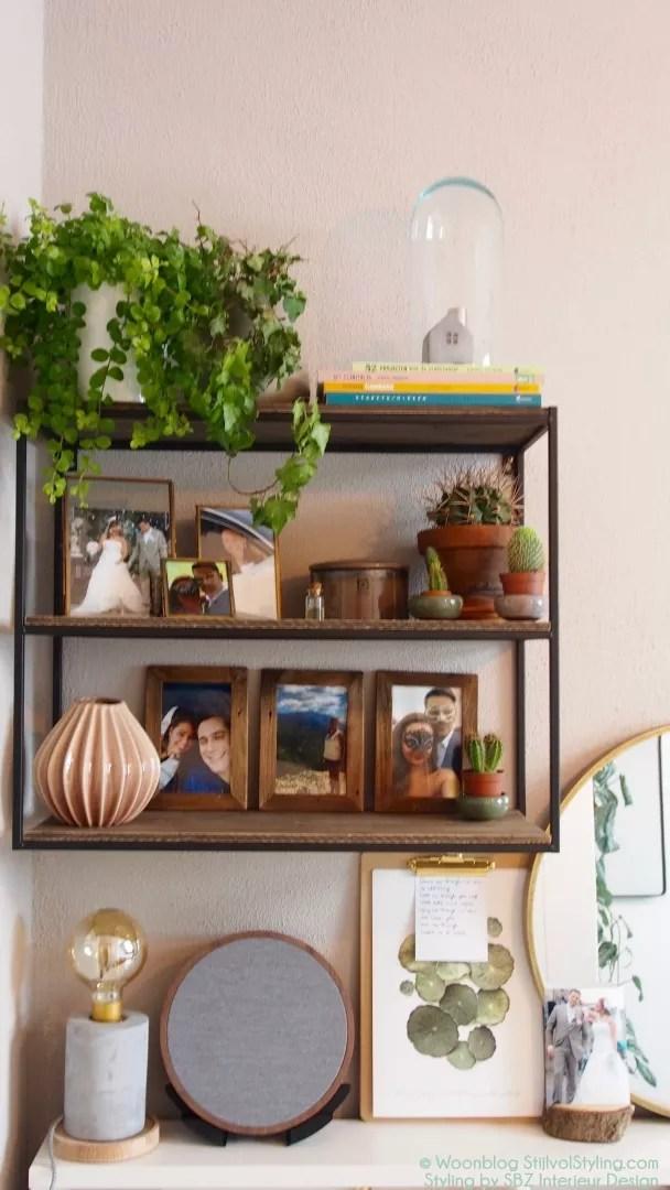 Interieur   Wandplank decoratie en styling tips • Stijlvol Styling ...