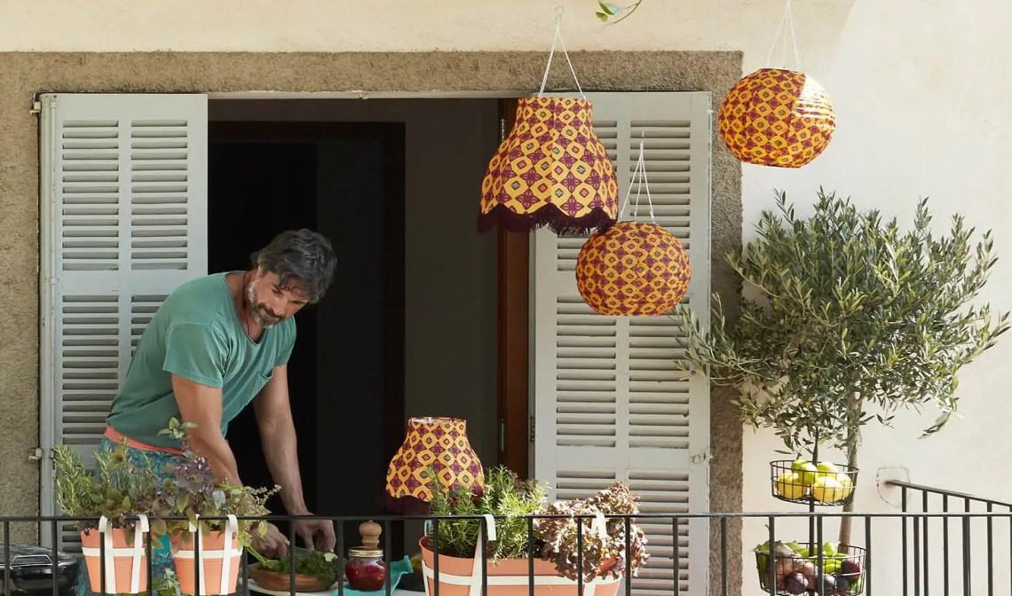 Buitenleven   Zonnige balkon inspiratie bij IKEA - Woonblog StijlvolStyling.com
