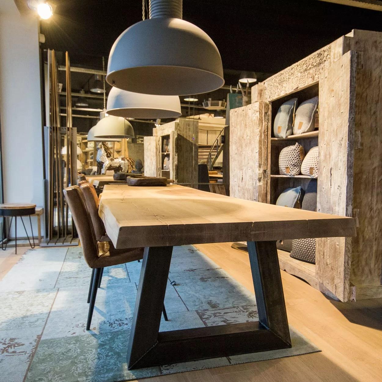 interieur stoer en industrieel wonen woonblog stijlvolstylingcom