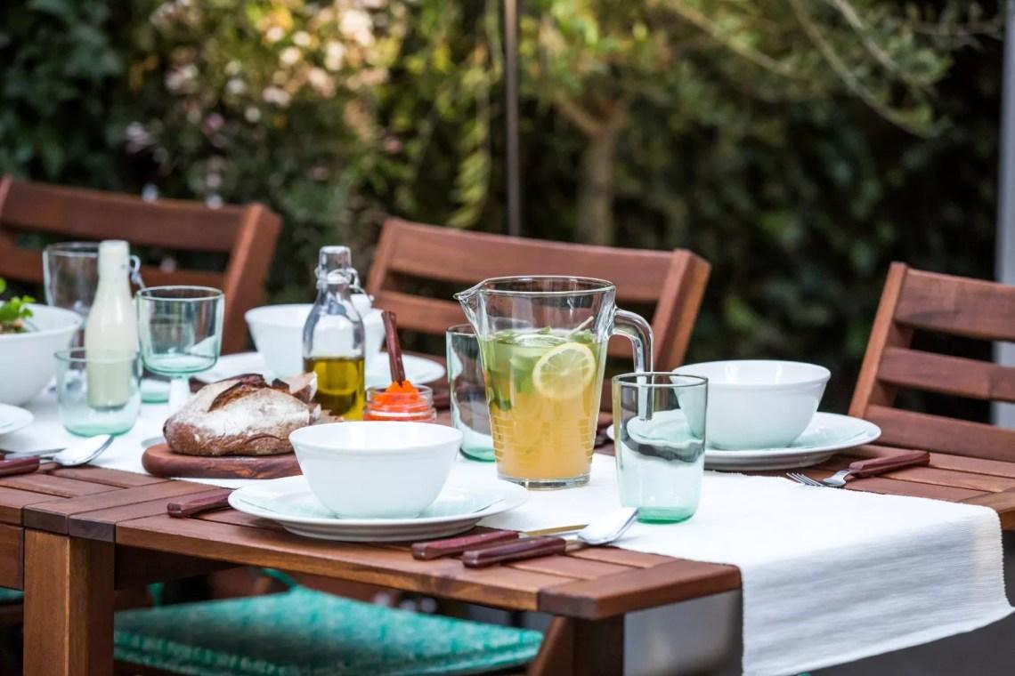 Buitenleven   Genieten van lange zomeravonden in de tuin met IKEA - Woonblog StijlvolStyling.com
