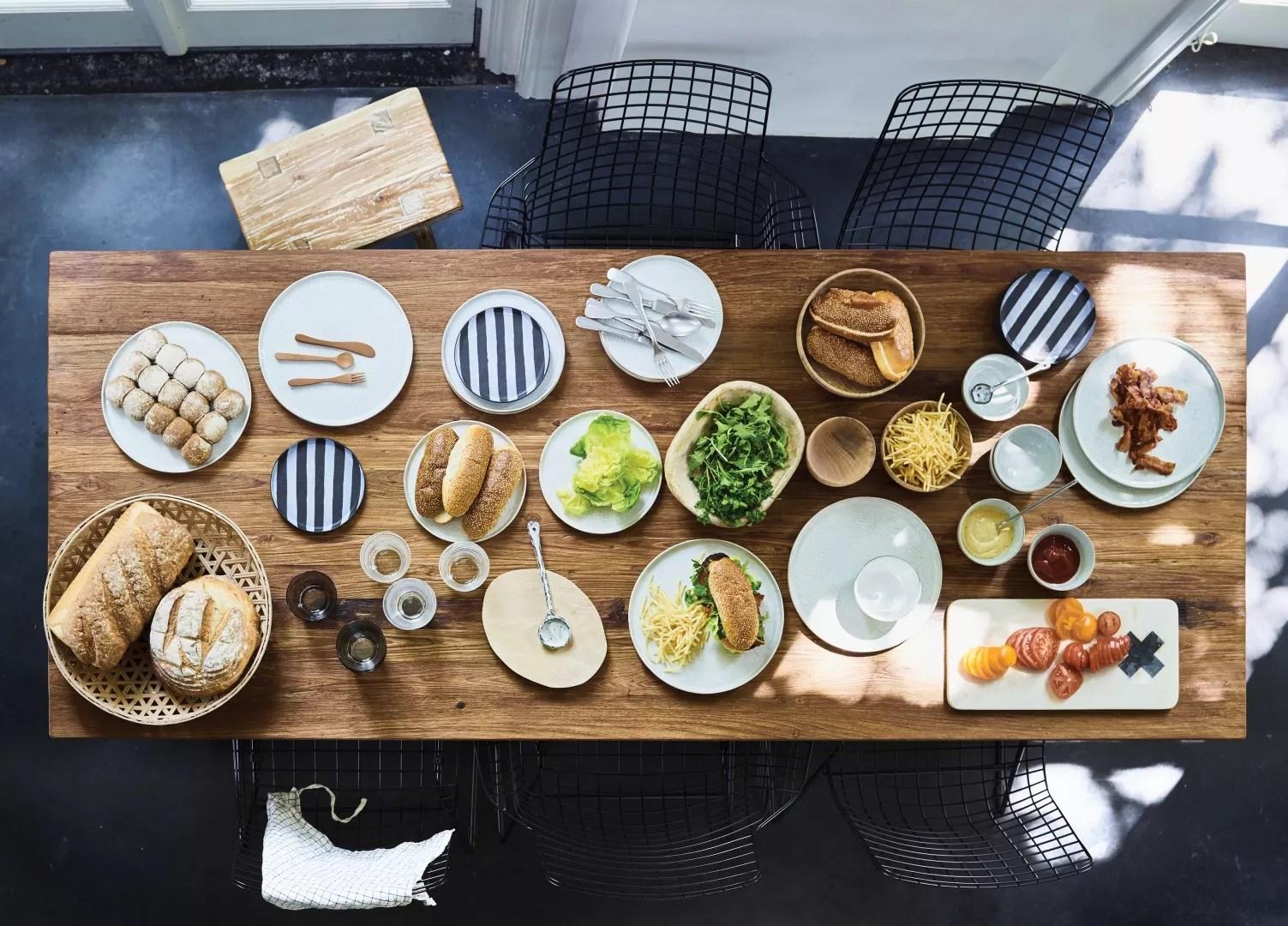 Interieur | Aan tafel! Zomers servies en tafel styling - Woonblog StijlvolStyling.com (beeld: hkliving)