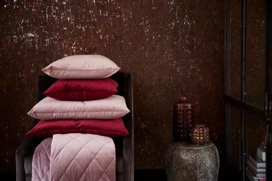 Woontrends 2018   Interieur trend nr.5 Harmonie met warm rood, zacht roze en poedertinten   Woonblog StijlvolStyling.com