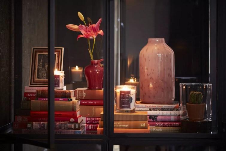 Woontrends 2018 | Interieur trend nr.5 Harmonie met warm rood, zacht roze en poedertinten | Woonblog StijlvolStyling.com