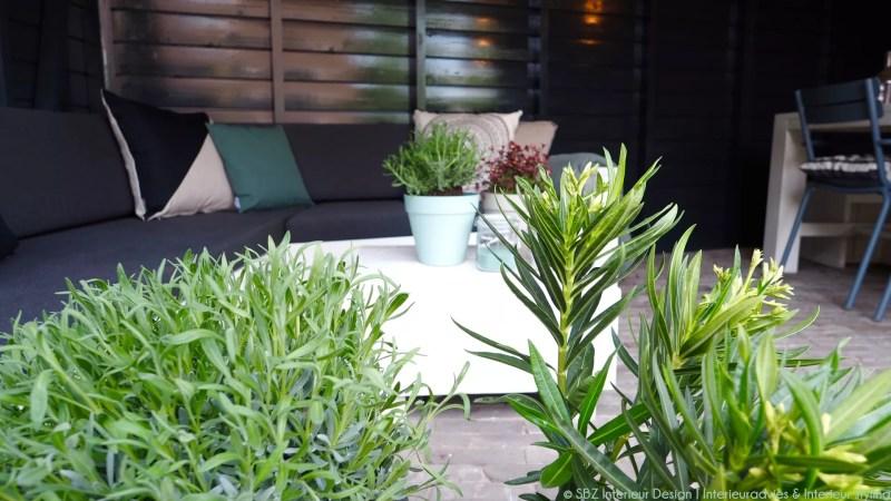 """Buitenkijken   """"Scandi meets Boho"""" in deze stijlvolle veranda - Woonblog StijlvolStyling.com - Photo & styling by SBZ Interieur Design (NL)"""